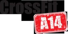 CrossFitA14 logo