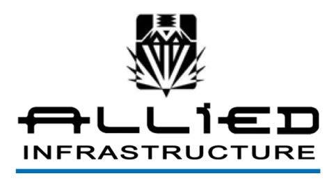 Allied Infrastructure logo