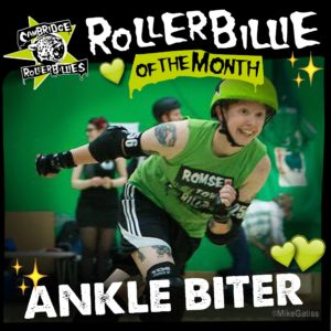 Ankle Biter jamming for RTRB